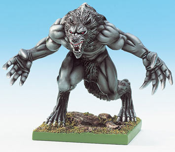 The sadly OOP(?) Warwolf