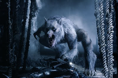 Underworld werewolf