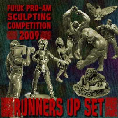 FU-UK runners-up