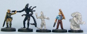 Aliens Copplestone Hasslefree comparison
