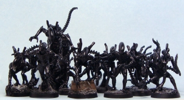 Horrorclix Aliens