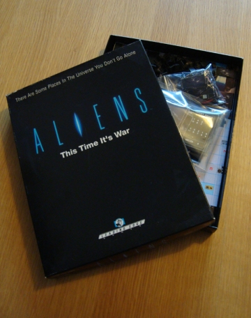 Aliens board game