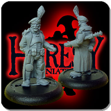 Photo © Heresy Miniatures