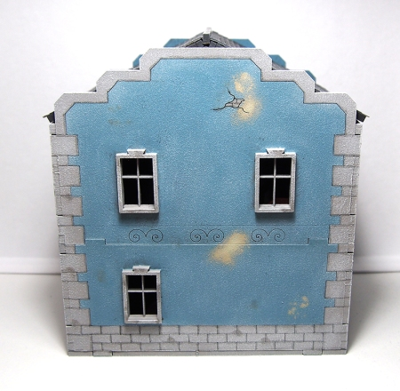 28mm town house rear view