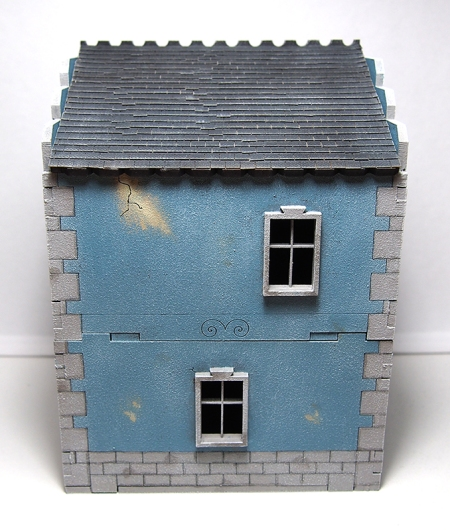 28mm town house side view
